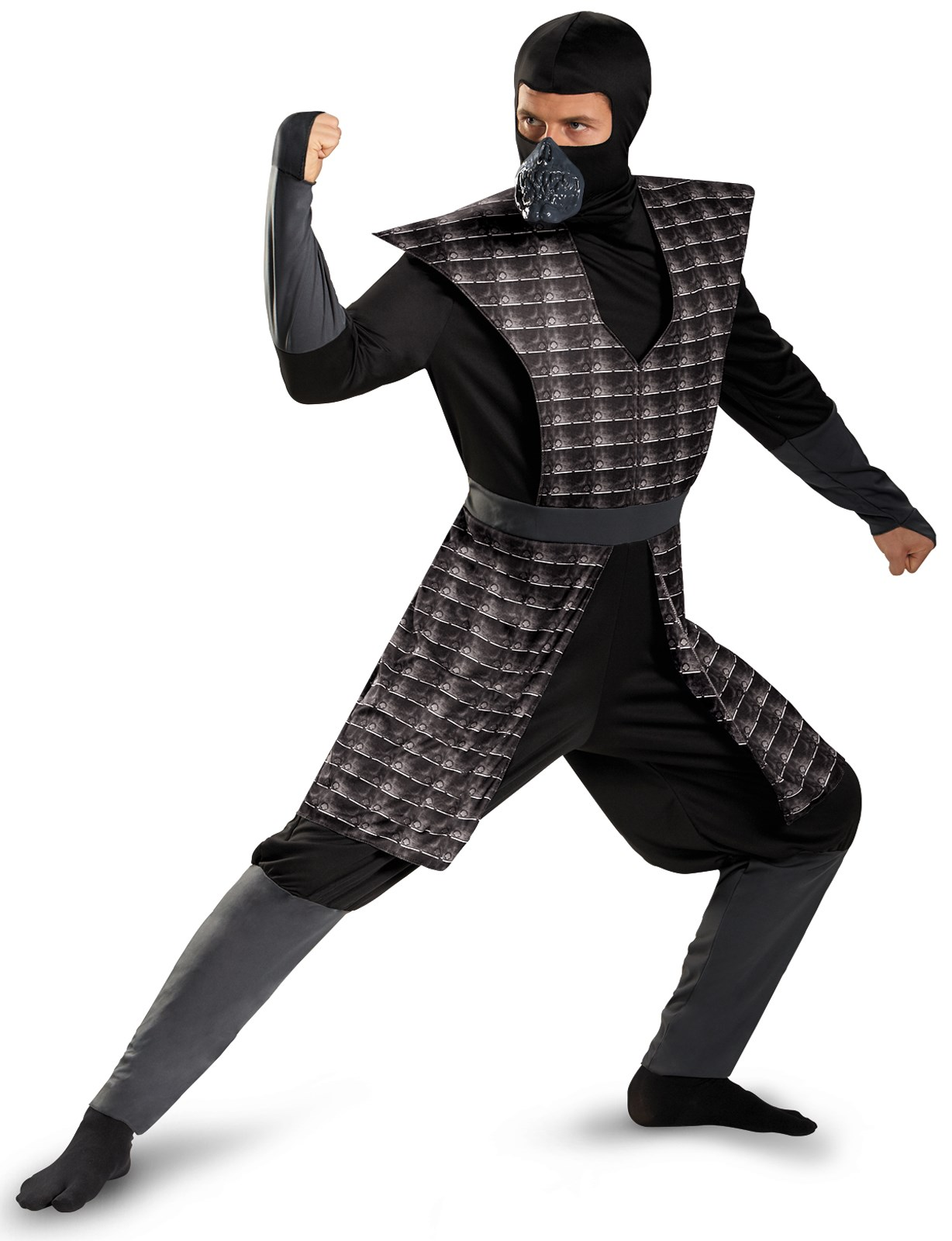 Evil Ninja Black Adult Costume