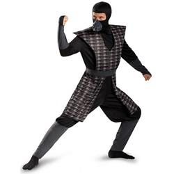 Evil Ninja Black Adult Costume