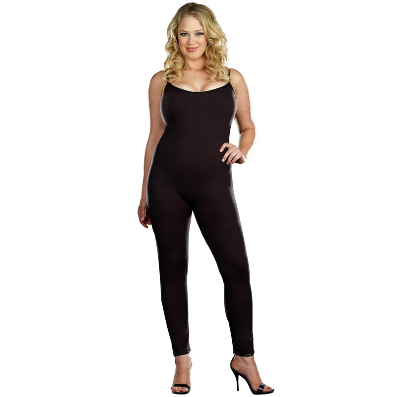 Black Plus Adult Unitard for the 2015 Costume season.