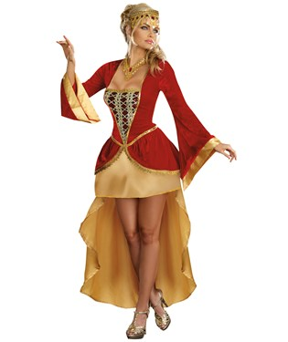 Royally Yours Adult Costume