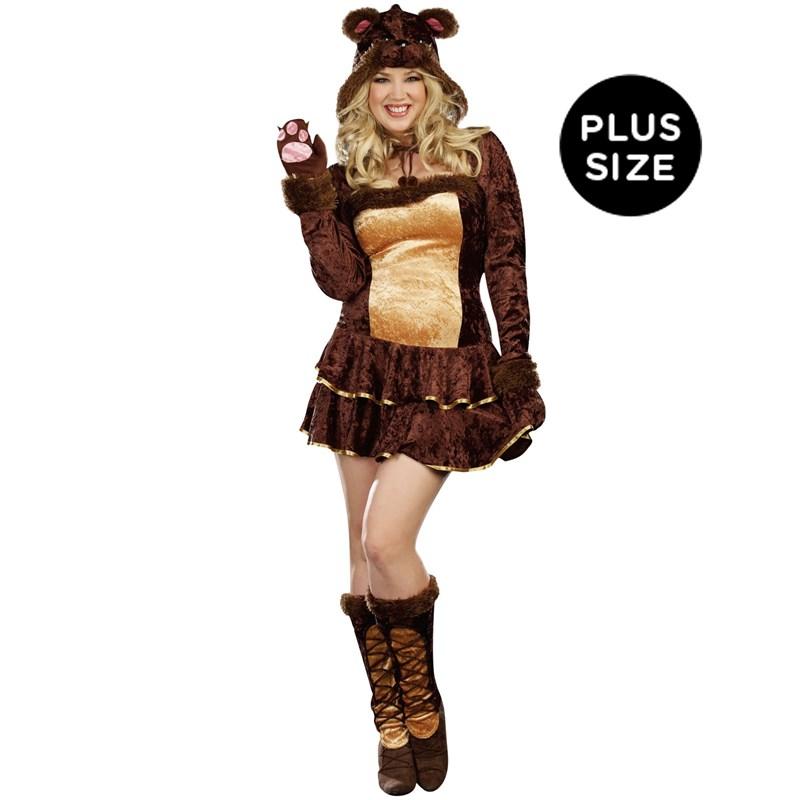 Bear Hugs Adult Plus Costume for the 2015 Costume season.