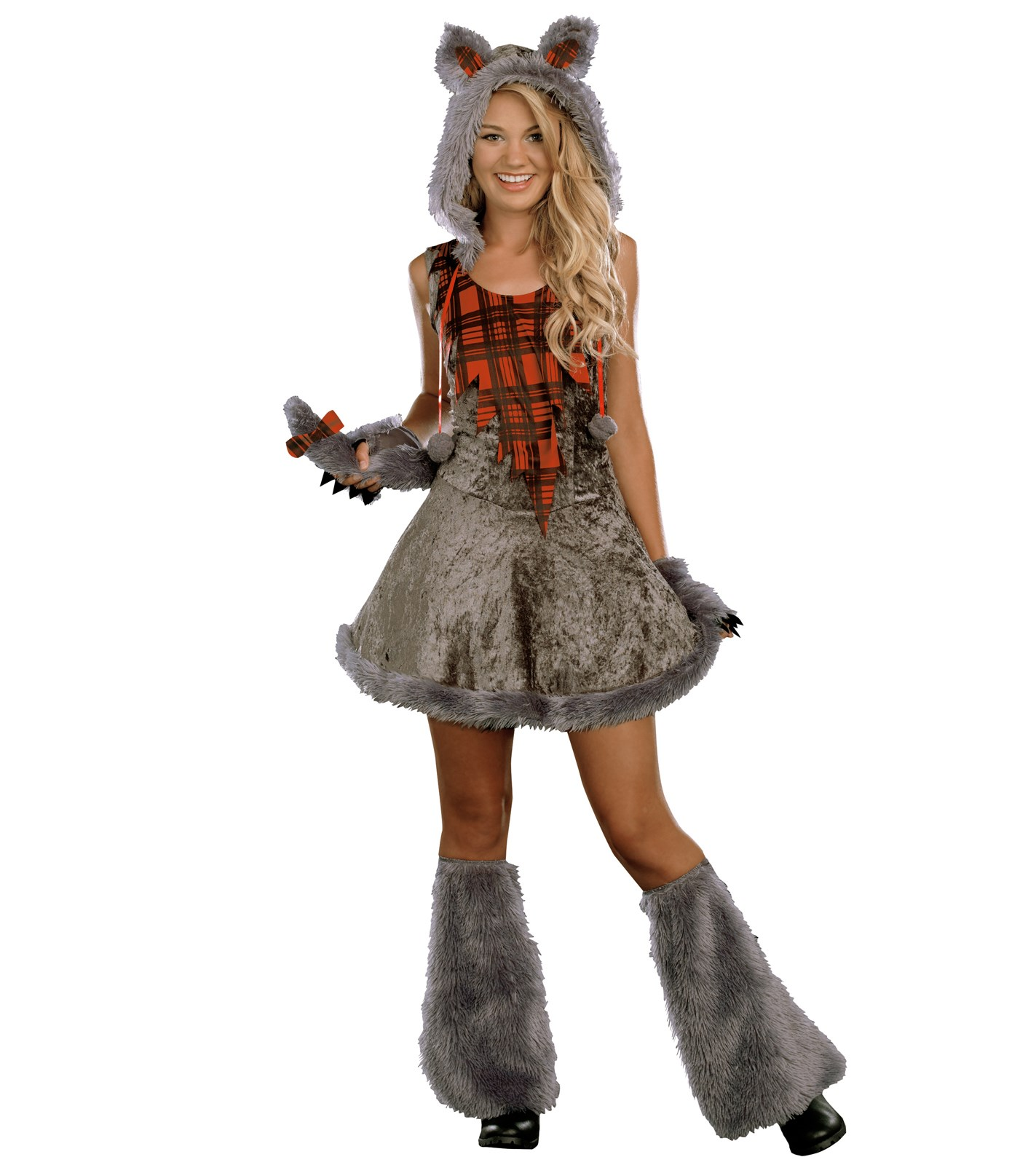 Werewolf Teen Girl Costume