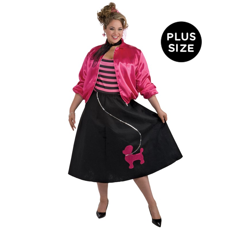 Poodle Skirt Set for the 2015 Costume season.