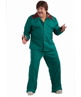 70s Leisure Suit Adult Plus Costume