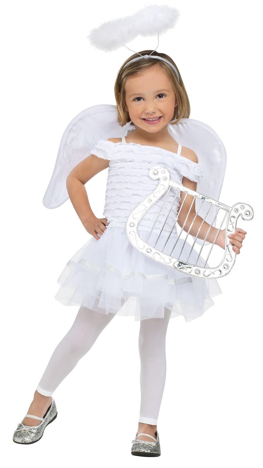 Little Angel Toddler Costume