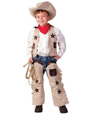 Little Sheriff Toddler Costume
