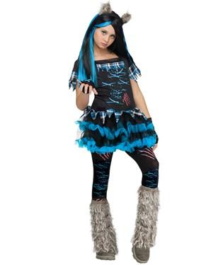 Wicked Wolf Child Costume