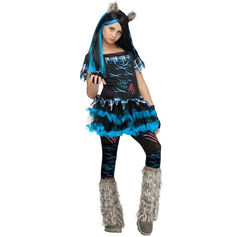 Wicked Wolf Child Costume