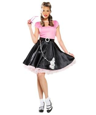 50s Sweetheart Adult Costume