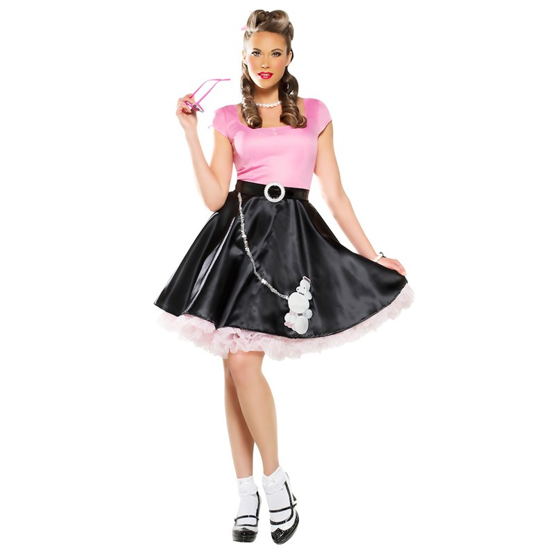 50s Sweetheart Adult Costume for the 2015 Costume season.