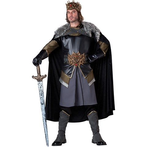 Medieval King Adult Costume