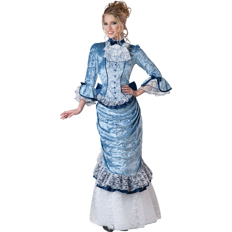 Victorian Lady Adult Costume for the 2015 Costume season.