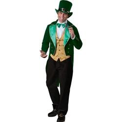 Lucky Leprechaun Adult Costume