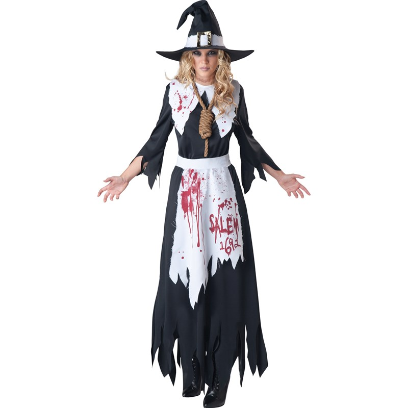 Salem Witch Adult Costume for the 2015 Costume season.