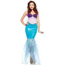 Disney Princesses Undersea Ariel Adult Costume