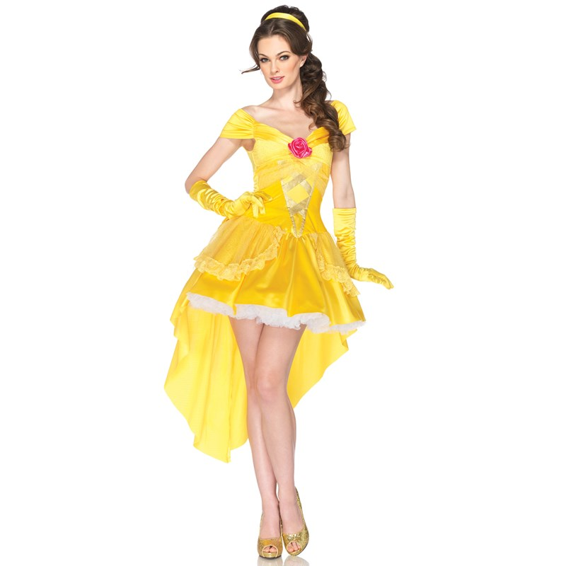 Disney Princesses Enchanting Belle Adult Costume for the 2015 Costume season.