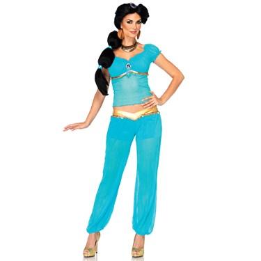 Disney Princesses Jasmine Adult Costume