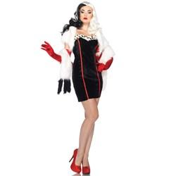 Disney Cruella Adult Costume