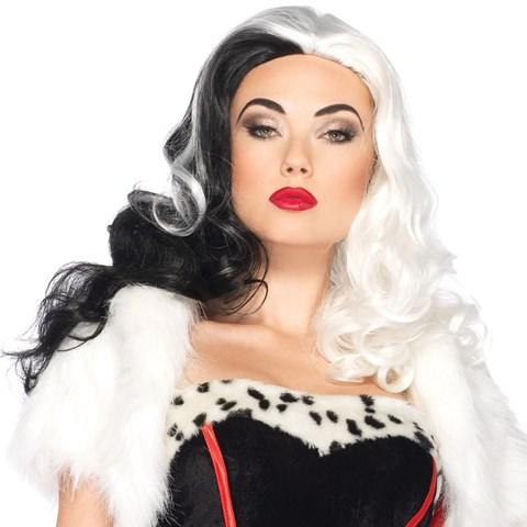 Disney Cruella Adult Wig