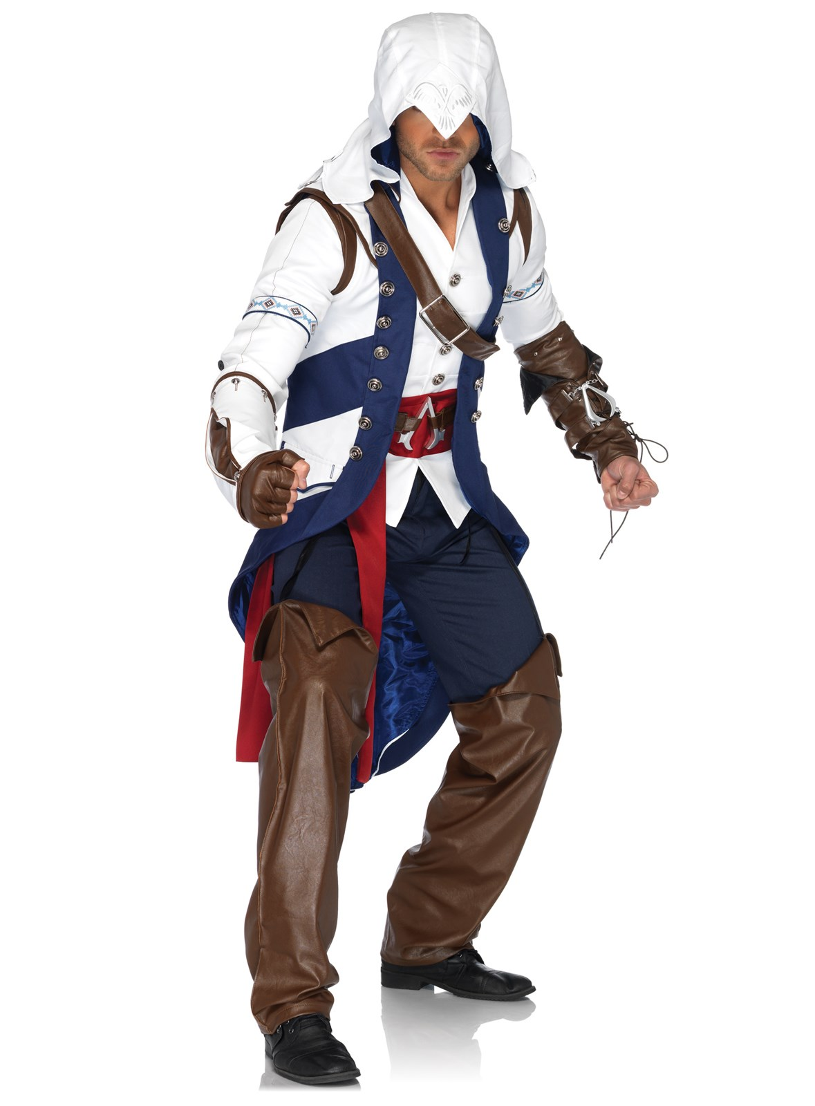 Assassins Creed Connor Adult Costume
