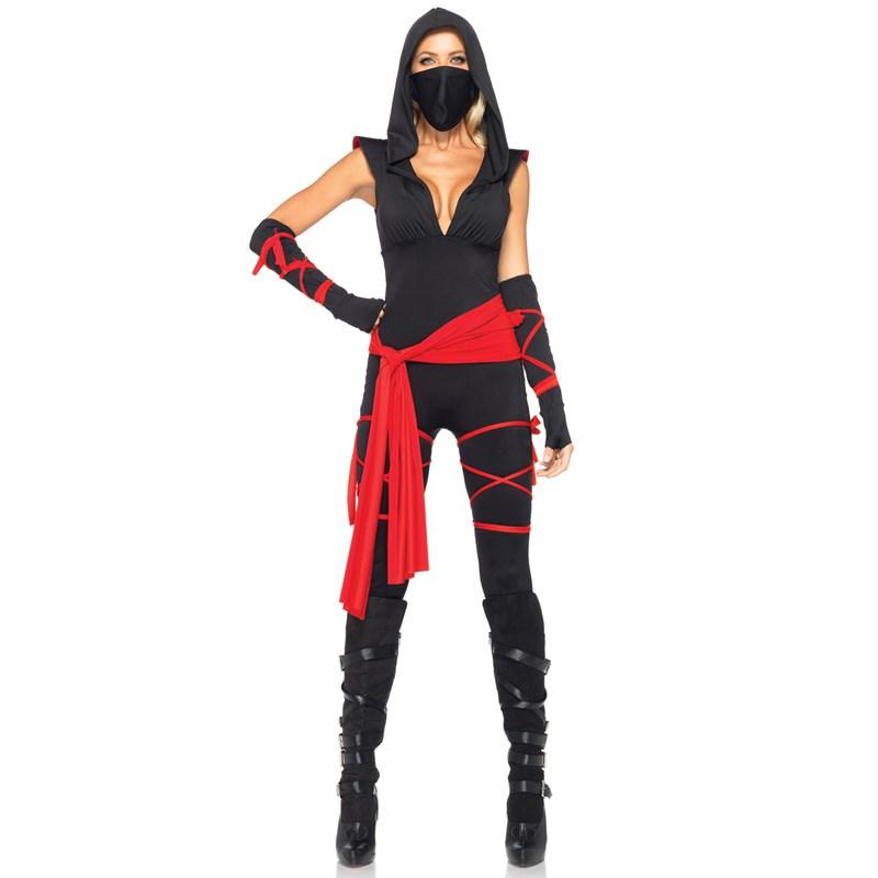Deadly Ninja Adult Costume for the 2015 Costume season.