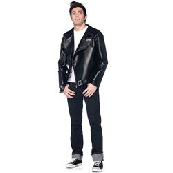 Grease Danny Greaser Adult Plus Jacket