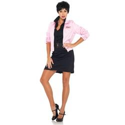 Grease Pink Ladies Adult Plus Jacket