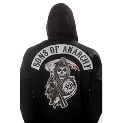 Sons Of Anarchy Mens Highway Jacket