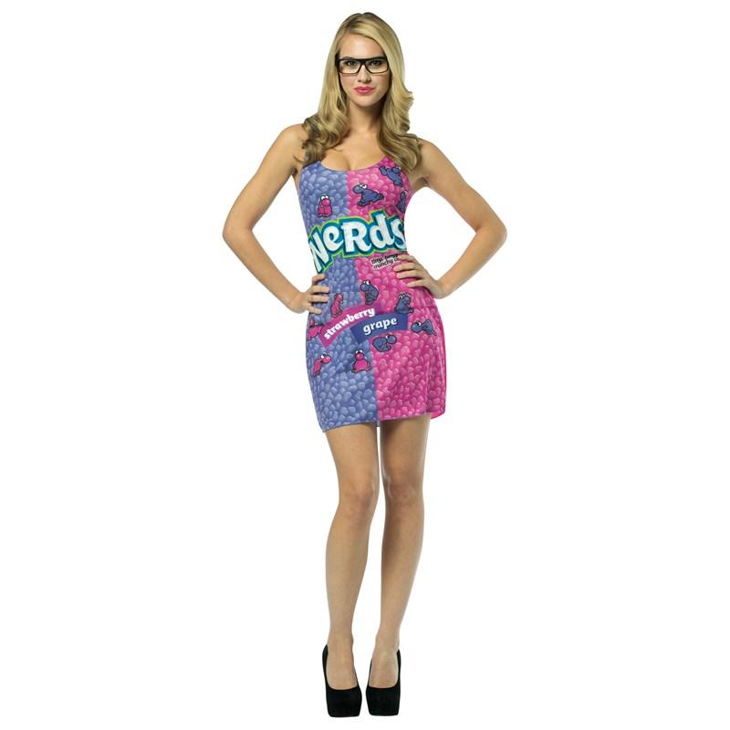 Nerds Adult Tank Dress for the 2015 Costume season.