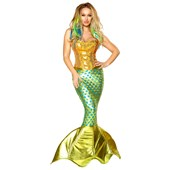 Siren of the Sea Adult Costume