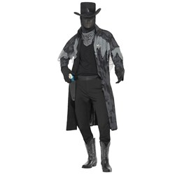 Ghost Town Phantom Sheriff Adult Costume