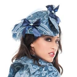 Blue Pirate Hat