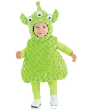 Alien Toddler / Child Costume