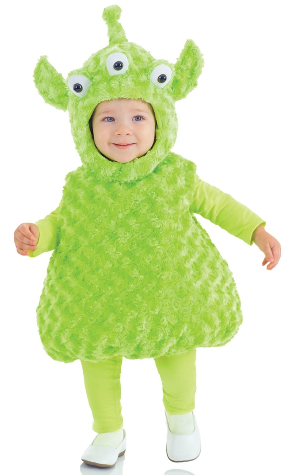 Image of Alien Toddler / Child Costume