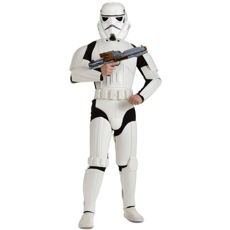 Star Wars Deluxe Stormtrooper Adult for the 2015 Costume season.