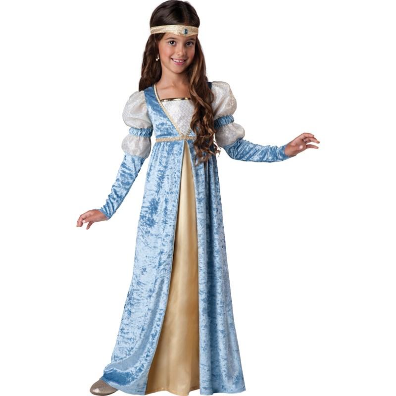 Renaissance Maiden Child Costume for the 2015 Costume season.