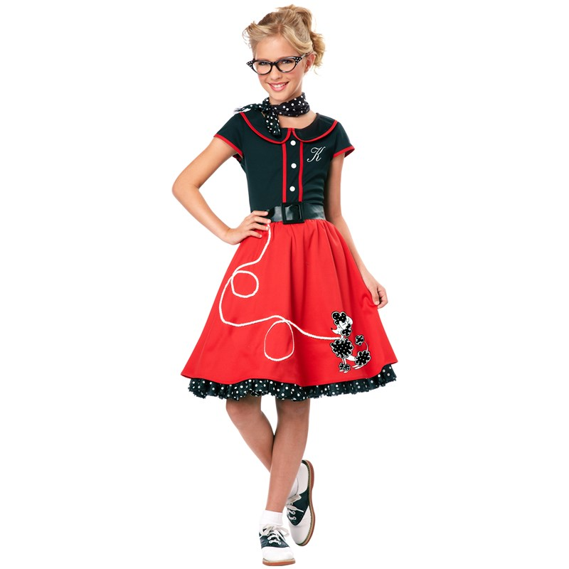 50s Sweetheart Child Costume for the 2015 Costume season.