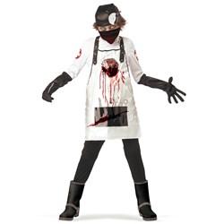 Kids Open Heart Surgeon Costume
