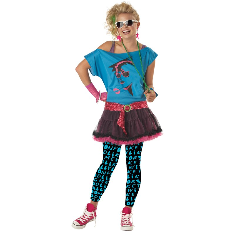 Valley Girl Teen Costume for the 2015 Costume season.