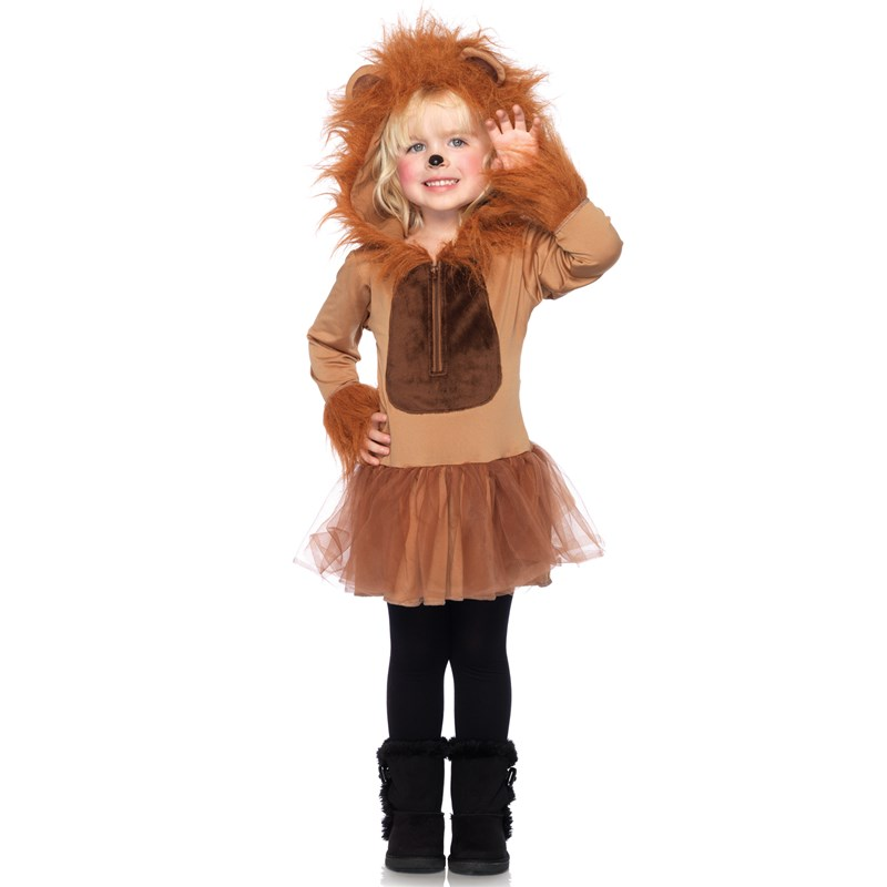 Cuddly Lion Toddler and Child Costume for the 2015 Costume season.