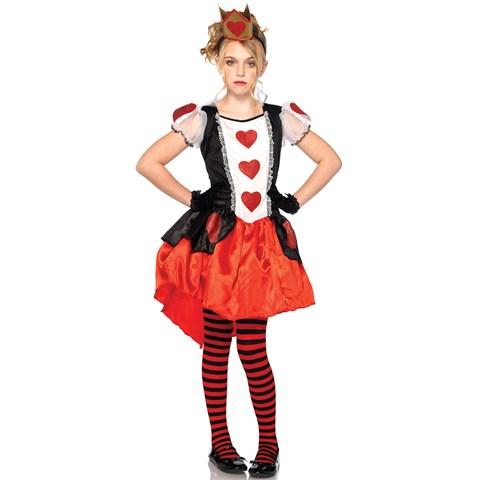 Wonderland Queen Child Costume