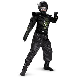 Deluxe Ninja Child Costume