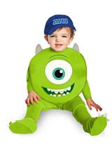 Click Here to buy Monsters University Mike Baby Costume from BuyCostumes