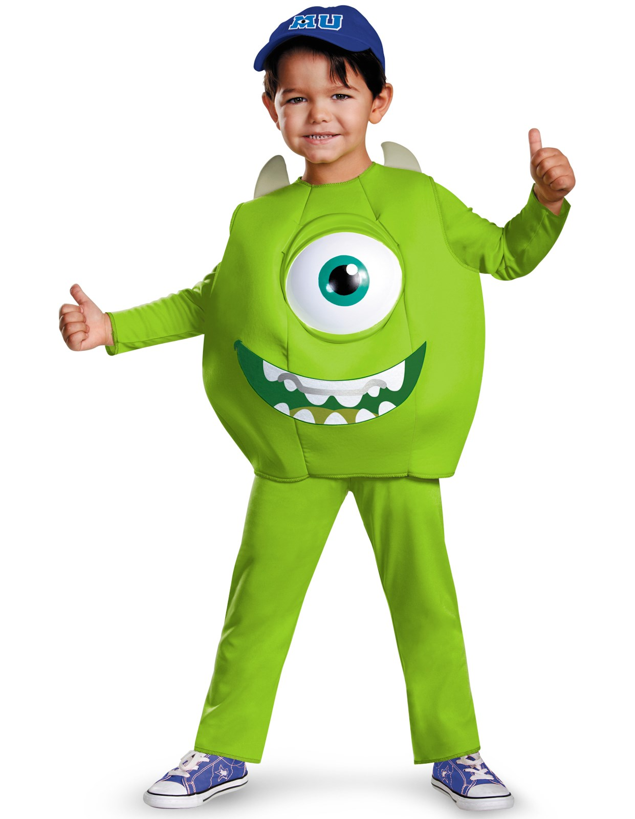 Monsters University Mike Deluxe Toddler / Child Costume