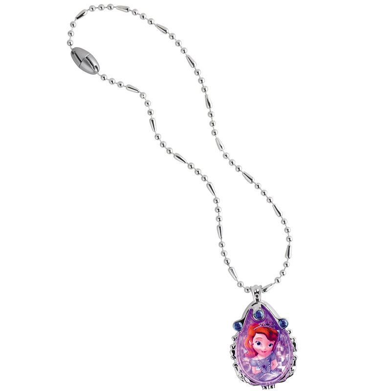 Disney Sofia the First Amulet for the 2015 Costume season.