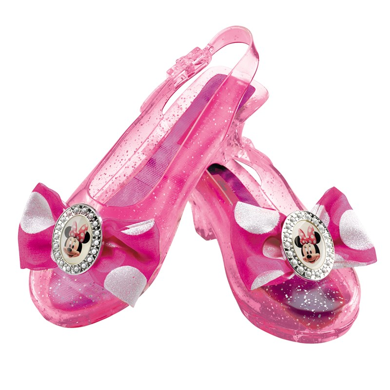 Disney Minnie Mouse Kids Shoes for the 2015 Costume season.