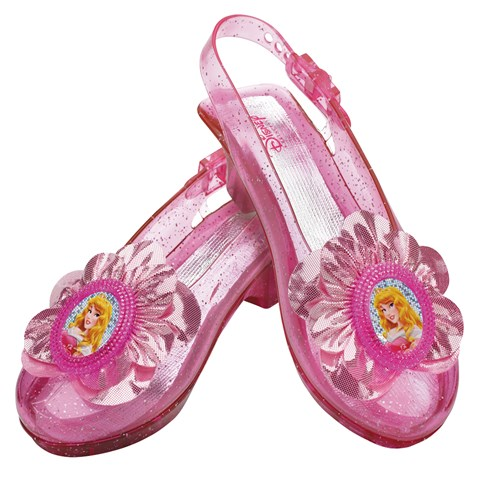 Disney Aurora Kids Sparkle Shoes