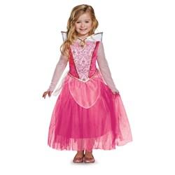 Disney Aurora Deluxe Sparkle Toddler / Child Costume