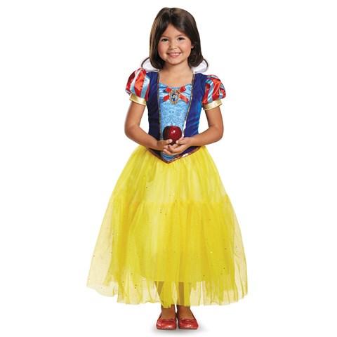 Disney Snow White Deluxe Sparkle Toddler / Child Costume