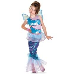 Winx Club Deluxe Bloom Mermaid Child Costume